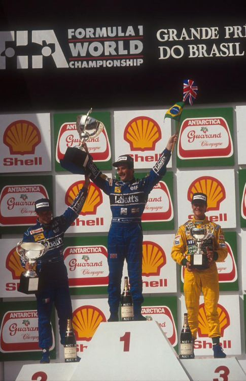 Image result for 1992 interlagos patrese