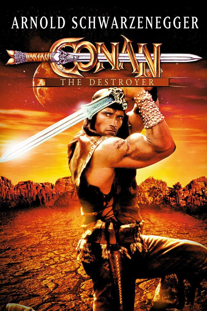 ☆ Conan the Destroyer ☆