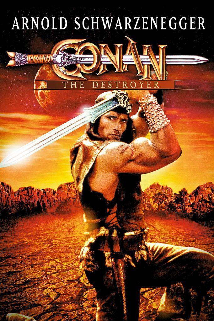 ☆ Conan the Destroyer ☆