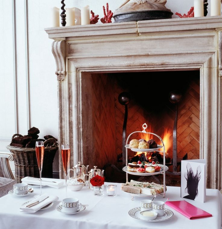Coming into the autumn and winter months, Afternoon Tea in front of roaring Irish turf fires in the Italian marble fireplaces at the g Hotel & Spa is just the thing! www.theghotel.ie