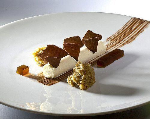 Descontructed Tiramisu: mascarpone mousse, coffee Gelee, e…   Flickr