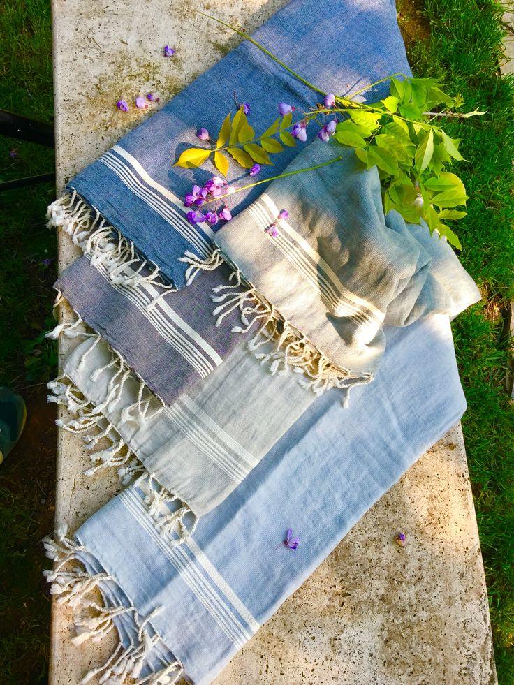 #linnen, # pestemal #towel #natural #bath #beach