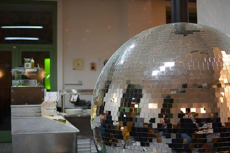 Wien: Pizzeria Disco Volante
