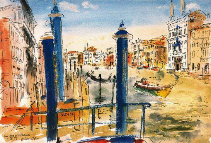 Pablo Picasso watercolors | Pablo Picasso | Watercolors