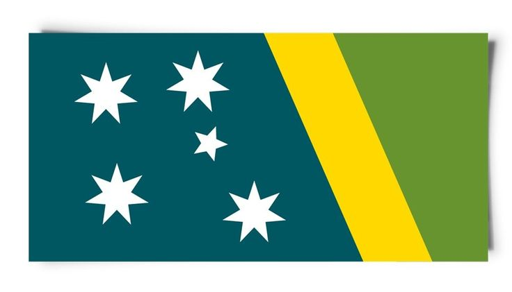Australian Flag Proposal _ khromatist (2015)