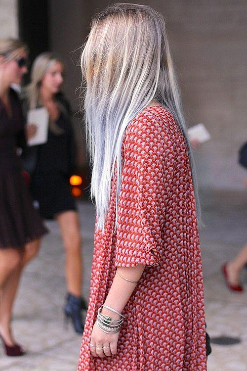 silverlilac ombre hair oмвяє pinterest ombre hair