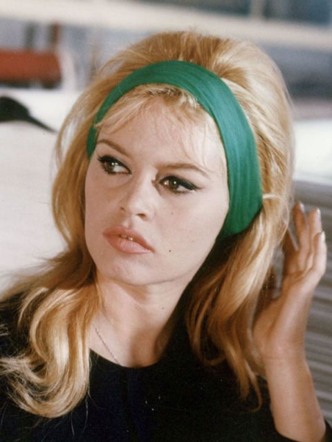 Brigitte Bardot Hairstyles - Brigitte Bardot Best Hair Looks