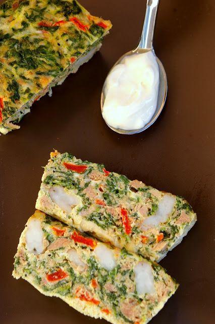 Pastel de atún y verduras - http://www.todareceta.es/r/pastel-de-at%C3%BAn-y-verduras-1831111.html