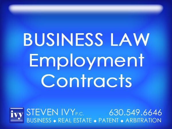 REAL ESTATE CONTRACTS -- STEVEN IVY PC also creates and implements