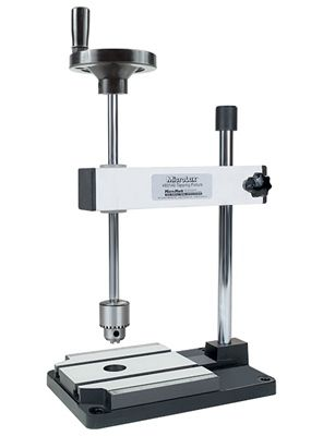 Microlux Tapping Fixture Precision Chuck Holds Taps With