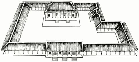 World Architecture Images- Xia, Shang and Zhou Dynasties