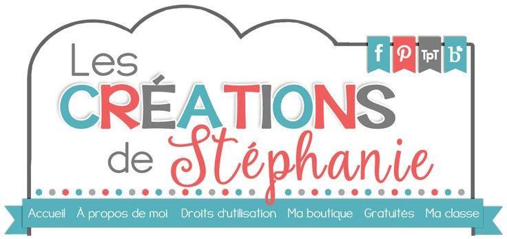 Les créations de Stéphanie: Freebies / Gratuités