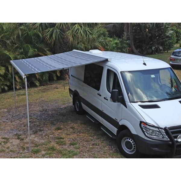 Sprinter Fiamma F65 Roof Mount Awning Diy Sprinter Camper Sprinter Sprinter Camper