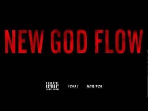#StreetBANGER★═★═★═►New God Flow ✘@Kanyewest ✘@Pusha_T