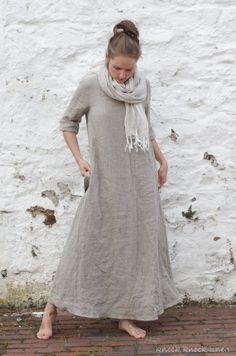 linen dress pattern free - Google Search