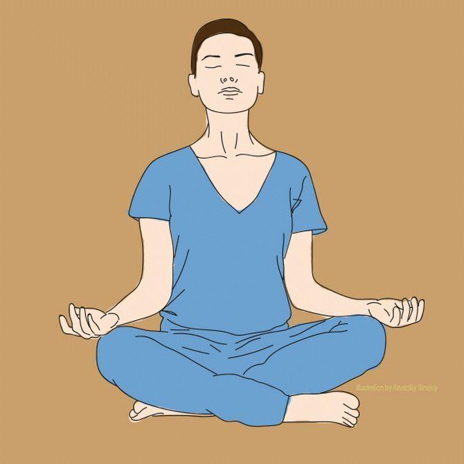 Если у тебя бывает острая боль в спине и шее, имеются проблемы с давлением и ты часто просыпаешься во сне, эти упражнения — то, что надо! Данный комплекс составлен из простейших поз йоги для начинающих.