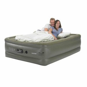 Best Air Mattress For Heavy People  Heavy Duty Camping Air Mattress