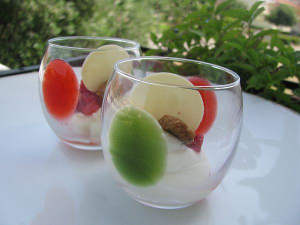 I Dolci di Pinella: Namelaka al limone...