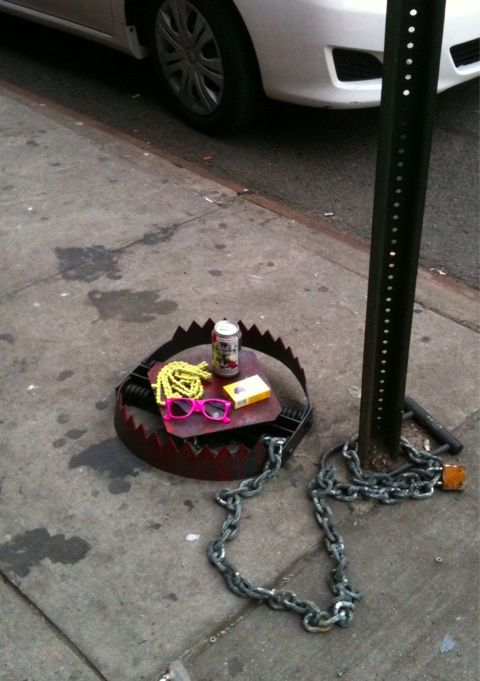 #Hipster trap