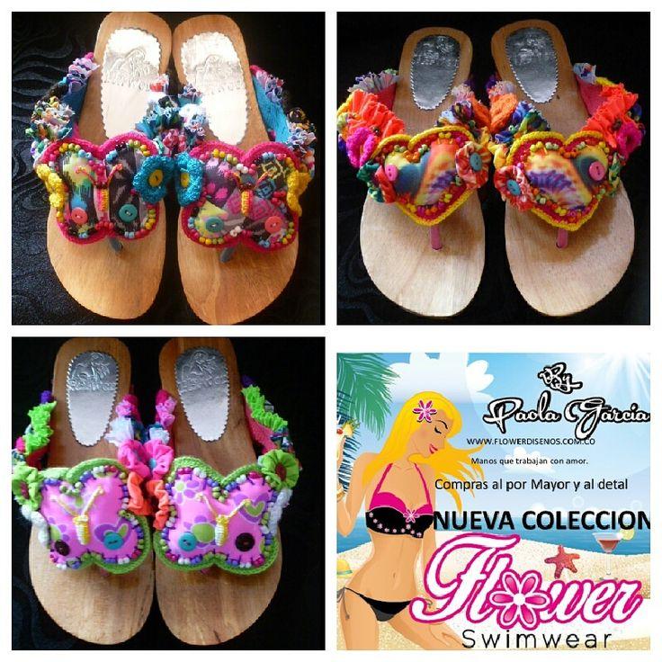 PALITOS Condición: Nuevo Sandalias en pino, anatomico tallas 35,36,37,38,39,40 en todos los colores en la combinacion perfecta para tu vestido de baño. $ 81.200 pesos colombianos. $ 32.64 dolares.