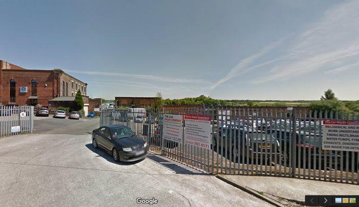 The Car Sales Company Bury in Bury, Borough of Bury