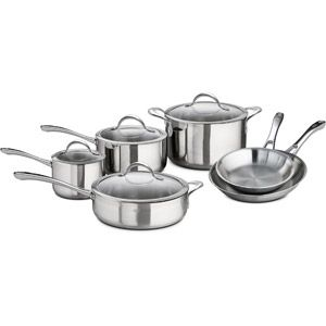 America S Test Kitchen Best Stainless Steel Pots And Pans