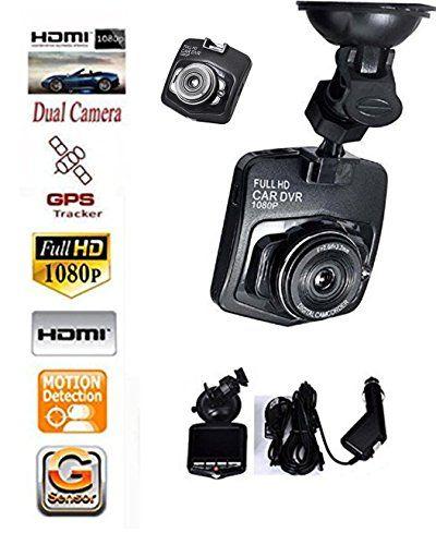 "ZIYUO Car Dash Camera 2.4"" Full HD 1080P Car DVR Vehicle Camera Video Recorder Dash Cam G-sensor"
