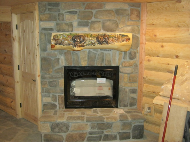 33 best images about man cave project on pinterest house for Log cabin basement ideas