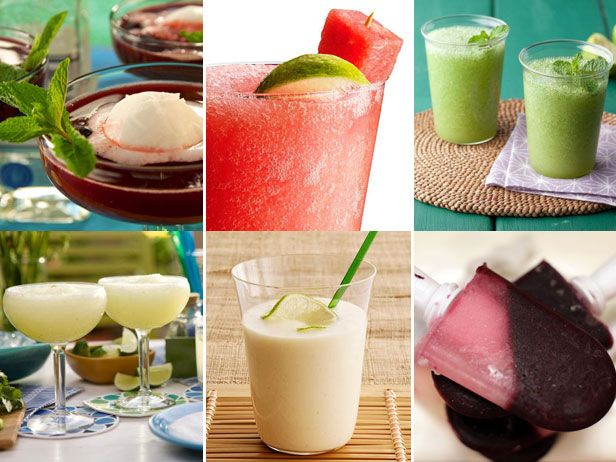 Slushies for Grownups from #FNDish