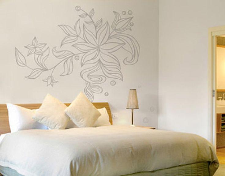 paredes pintadas con dibujos originales buscar con