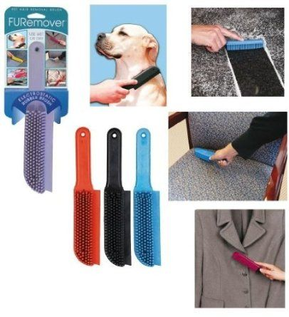 Evriholder FURemover Pet Hair Removal Brush