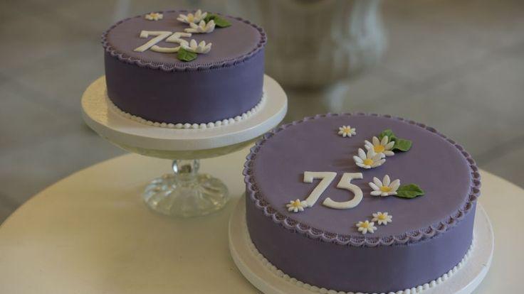 Fødselsdagkage til H. M. Dronning Margrethe ll | Mad