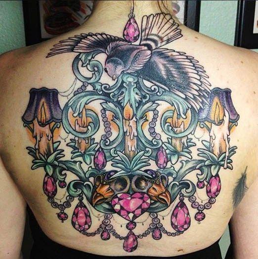 209 best Tattoos (Chest/ Back) images on Pinterest | Art tattoos ...