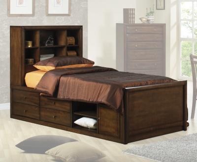 Cama piero bella y muy pr ctica es la cama individual o for Cama individual con cajones