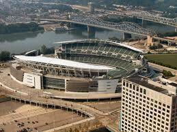 Paul Brown Stadium - Cincinnati Bengals Stadium