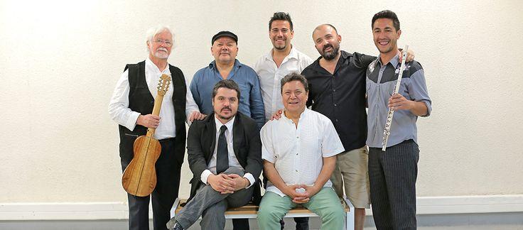 Imperdible concierto de Inti Illimani en Antofagasta