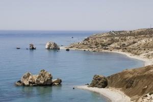 Cypr - Skała Afrodyty. Fot. RMF FM
