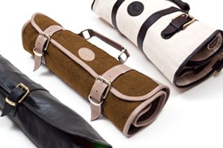 Boldric - Delivering custom knife bags to chefs around the world