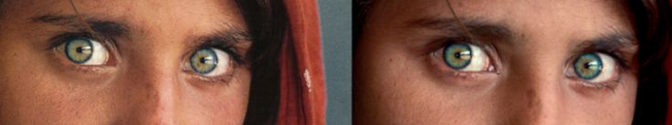 Eyes of the Afghan Girl: A Critical Take on the Steve McCurry Scandal