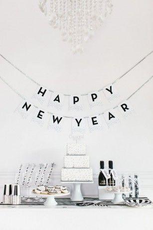 Happy new year! Interieur inspiratie voor oud en nieuw - Roomed