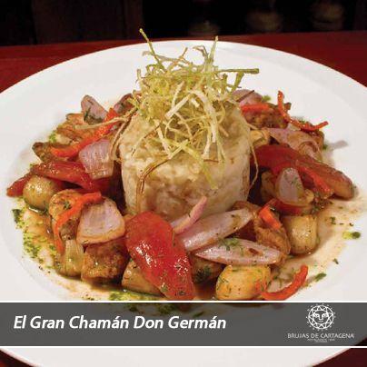 El Gran Chaman Don German
