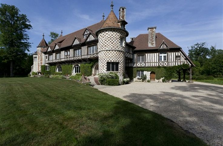 Les Chapelles-Bourbon France  city pictures gallery : Le Manoir de Beaumarchais in Les Chapelles Bourbon, France | B&B ...