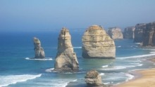 Crikey article about the Great Ocean Walk, walking from Cape Otway Lightstation to Castle Cove
