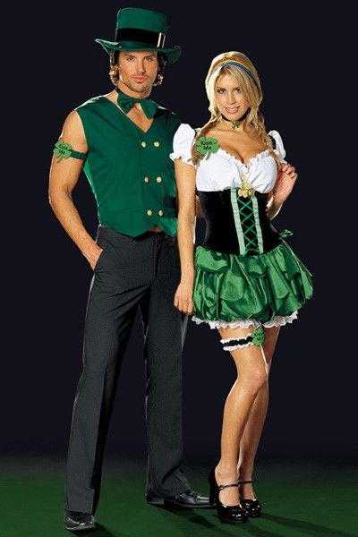 GREEN GET LUCKY LEPRECHAUN COSTUME @ Amiclubwear costume Online Store,sexy costume,women's costume,christmas costumes,adult christmas costumes,santa claus costumes,fancy dress costumes,halloween costumes,halloween costume ideas,pirate costume,dance costu