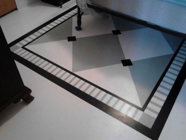 44 Best Laminate Floor Painting Images On Pinterest Floor Painting
