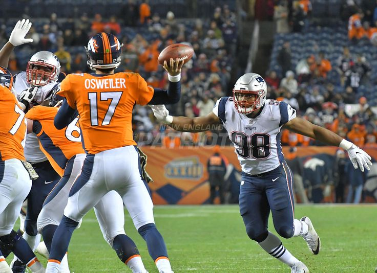 Nordstrom's Best Presented by CarMax: Patriots-Broncos 11/12 | New England Patriots