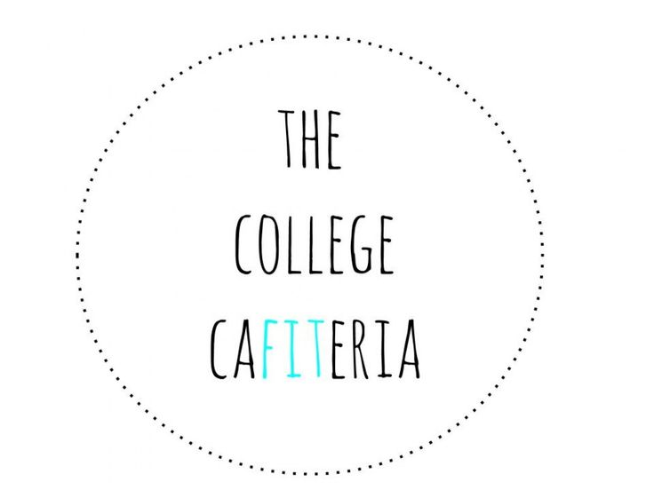 Awesome site for healthy college dining hall and dorm food ideas!