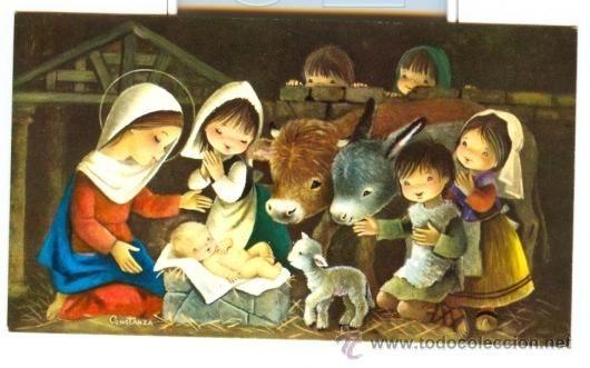 Tarjeta de Navidad por Constanza Armengol (Christmas card by Constanza Armengol)
