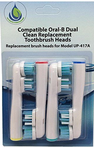 #care Compatible #With The Following Oral B Electric Toothbrushes: • Oral B Vitality Precision Clean (All Models) • Oral B Vitality Dual Clean (All models) • Ora...