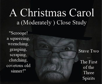 """FREE! Quiz and study guide for STAVE TWO of """"A Christmas Carol,"""" by Charles Dickens. Initial ..."""